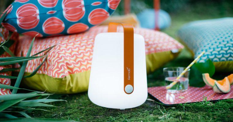 Balad : lampe reconnue pour son design