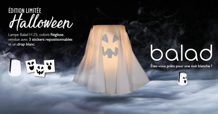 Balad Halloween, n'ayez plus peur du noir!