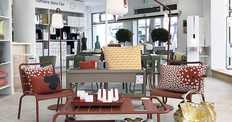 Les boutiques Fermob Marseille