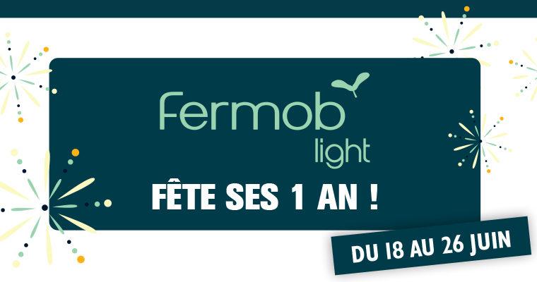 Fermob light fête ses 1 an !